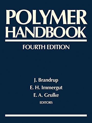 9780471479369: Polymer Handbook, 2 Volumes Set