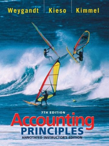 9780471479536: Annotated Instructor's Edition, Accounting Principles
