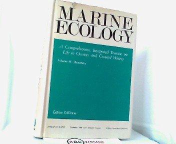 9780471480082: Marine Ecology: Dynamics v. 4