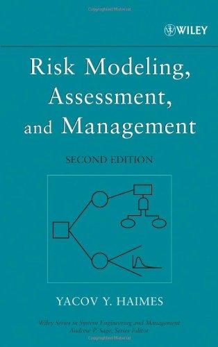 9780471480488: Risk Modeling, Assessment and Management
