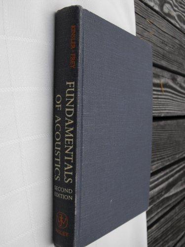 Kinsler - Fundamentals of Acoustics: L. E. Kinsler;