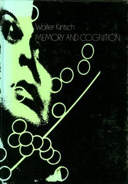 9780471480723: Memory and Cognition