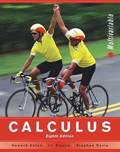 9780471482376: Calculus Multivariable