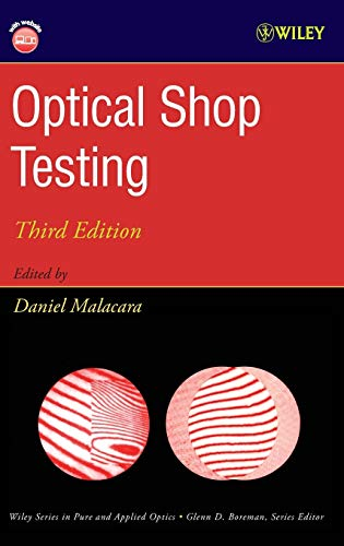 9780471484042: Optical Shop Testing (Wiley Series in Pure and Applied Optics)