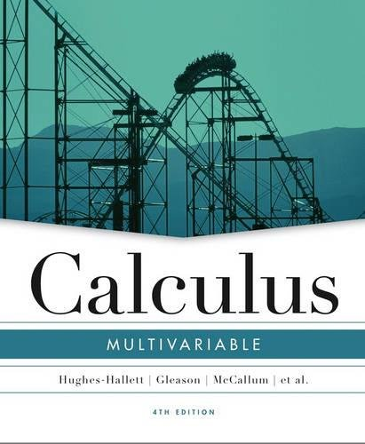 9780471484806: Calculus: Multivariable