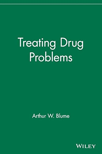 9780471484837: Treating Drug Problems