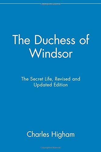 9780471485230: The Duchess of Windsor: The Secret Life, Revised and Updated Edition: The Secret Life