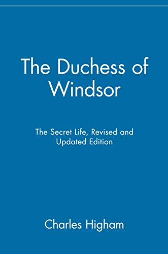 9780471485230: The Duchess of Windsor: The Secret Life