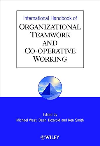 9780471485391: International Handbook of Organizational Teamwork and Cooperative Working