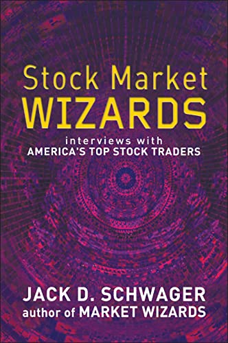 9780471485551: Schwager, J: Stock Market Wizards: Interviews with America's Top Stock Traders