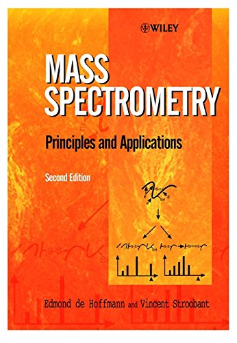 9780471485667: Mass Spectrometry: Principles and Applications