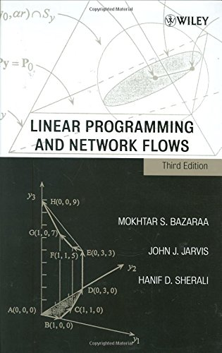9780471485995: Linear Programming and Network Flows