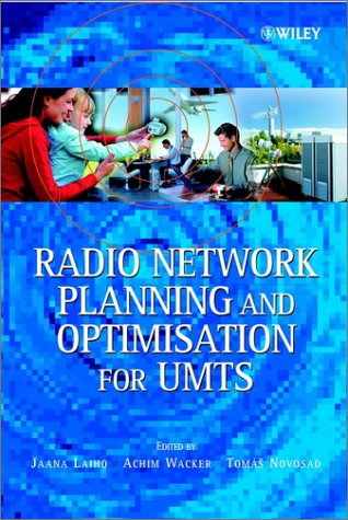 9780471486534: Radio Network Planning and Optimisation for UMTS