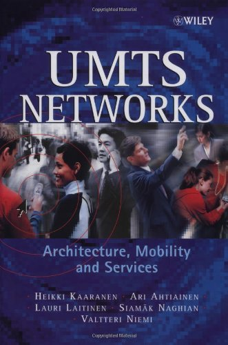 9780471486541: UMTS Networks: Architecture, Mobility and Services