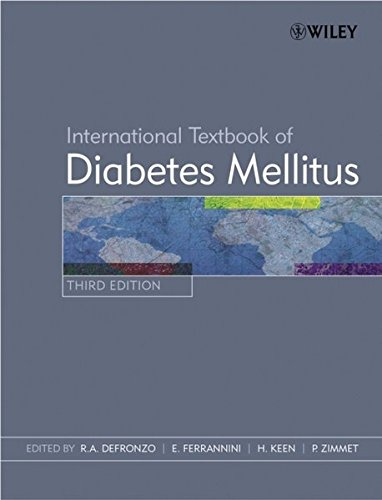9780471486558: International Textbook of Diabetes Mellitus (Wiley Reference Series in Biostatistics)