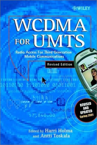 9780471486879: WCDMA for UMTS: Radio Access for Third Generation Mobile Communications, Revised Edition