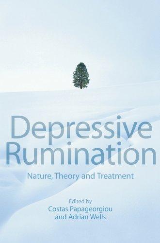 9780471486930: Depressive Rumination: Nature, Theory and Treatment