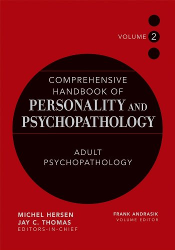 Comprehensive Handbook of Personality and Psychopathology: Adult Psychopathology v. 2 (Hardback)