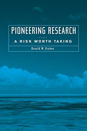 9780471488521: Pioneering Research: A Risk Worth Taking
