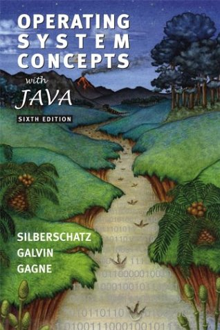 Operating Systems Concepts with Java: Abraham Silberschatz, Peter