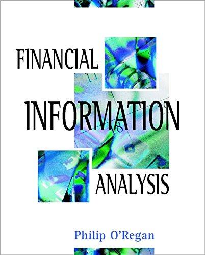 9780471489238: Financial Information Analysis