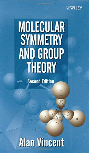 9780471489382: Molecular Symmetry and Group Theory: A Programmed Introduction to Chemical Applications