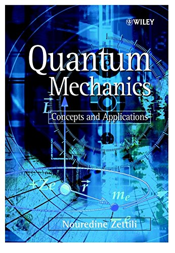 9780471489436: Quantum Mechanics: Concepts and Applications