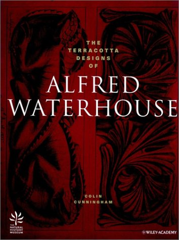 9780471489498: The Terracotta Designs of Alfred Waterhouse