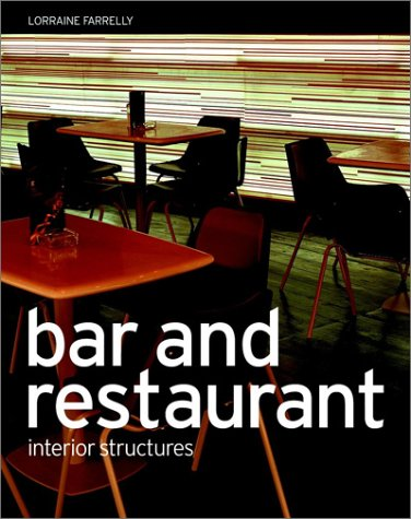 9780471489535: Bar and Restaurant Interior Structures