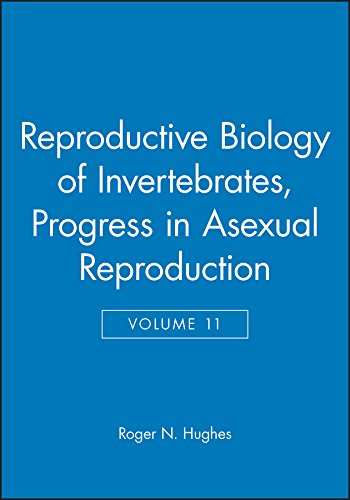 Progress in Asexual Reproduction: Vol. 11 (Hardback): K. G. Adiyodi,