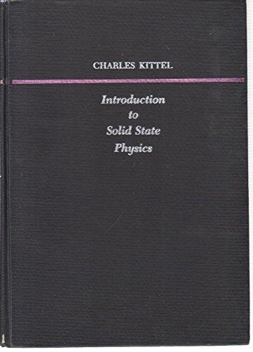 9780471490234: Kittel Physics 3rd Ed
