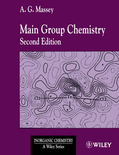 9780471490395: Main Group Chemistry, 2nd Edition