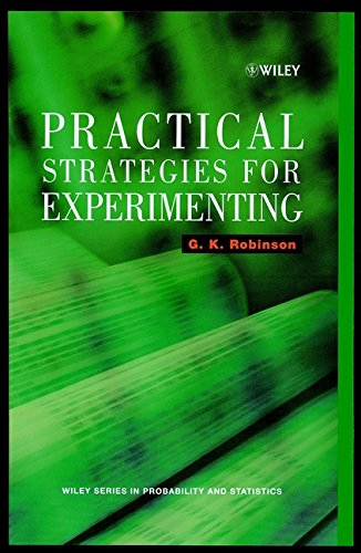 9780471490555: Practical Strategies for Experimenting