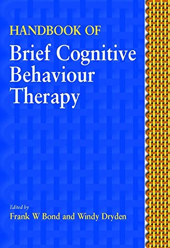 9780471491071: Handbook of Brief Cognitive Behaviour Therapy (Psychology)