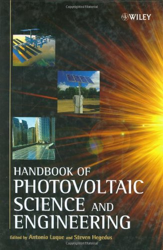 9780471491965: Handbook of Photovoltaic Science and Engineering