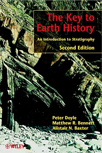 9780471492160: The Key to Earth History: An Introduction to Stratigraphy