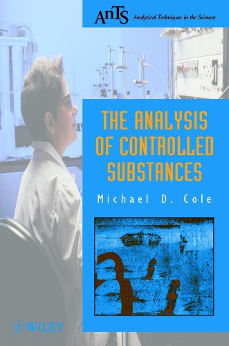9780471492535: The Analysis of Controlled Substances