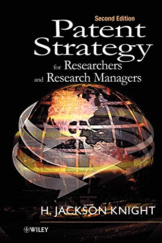 9780471492610: Patent Strategy for Researchers and Research Managers