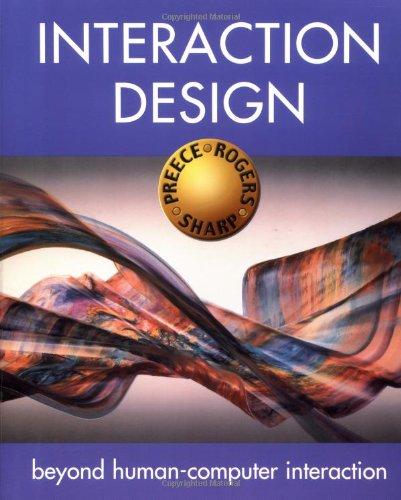 9780471492788: Interaction Design: Beyond Human-Computer Interaction