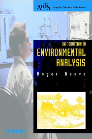 9780471492948: Introduction to Environmental Analysis (Analytical Techniques in the Sciences (AnTs) *)