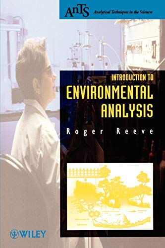 9780471492955: Introduction to Environmental Analysis