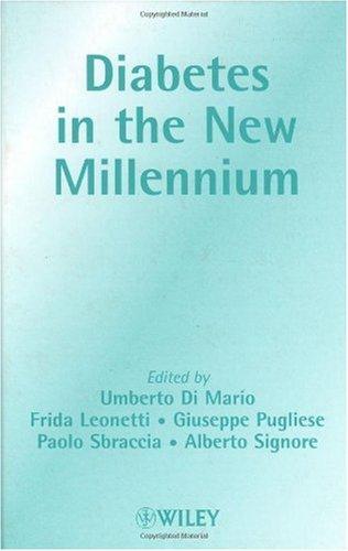9780471492993: Diabetes in the New Millennium