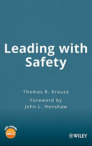 9780471494256: Leading with Safety: A Behavior-Based Approach