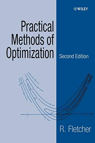 9780471494638: Practical Methods of Optimization 2e (A Wiley-Interscience Publication)