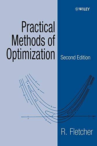 9780471494638: Practical Methods of Optimization
