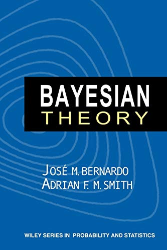 9780471494645: Bayesian Theory (Wiley Series in Probability and Statistics)