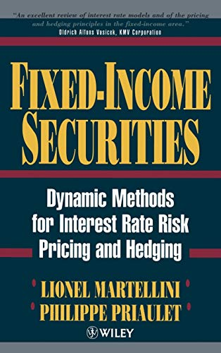 9780471495024: Fixed-Income Securities: Dynamic Methods for Interest Rate Risk Pricing and Hedging
