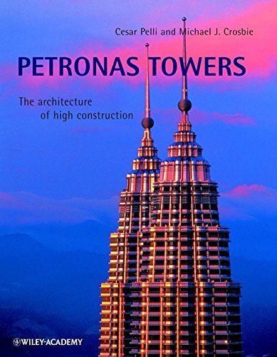 9780471495475: Petronas Towers: The Architecture of High Construction