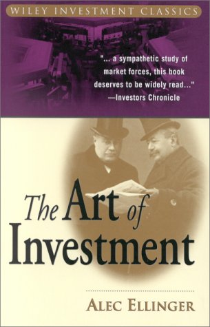 9780471495512: The Art of Investment