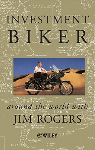 9780471495529: Investment Biker: Around the World With Jim Rogers